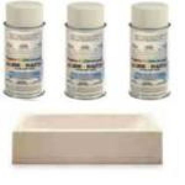 photo bathtub refinishing spray on paint kit tub tile sink. Black Bedroom Furniture Sets. Home Design Ideas
