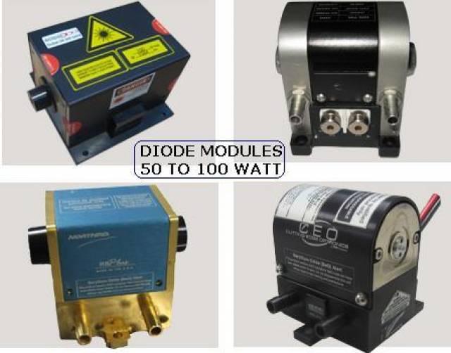Diode Amp Dpss Laser Module Repair And Refurbishment Laser