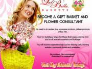 Become a LaBella Baskets Consultant