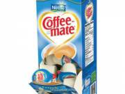 Coffee-mate French Vanilla Non-Diary Creamers - 4 Boxes of 50 packets per Case