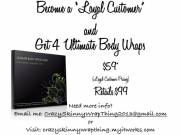 It Works Body Wraps