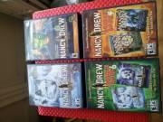 Nancy Drew Mystery Games for Windows XP