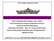Mr & Miss Braamfontein Royalty