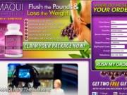 Maqui Berry Weight Loss Supplement