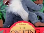 Disney's The Lion King * Plush Rafiki by Mattel