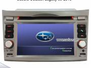 Subaru Outback Legacy 09-2010 radio car DVD player GPS navi TV NAV-S7184