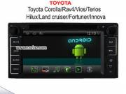 Android 4.2 TOYOTA corolla RAV4 Vios Terios Hilux Land cruiser Fortuner Innova radio Car DVD Player