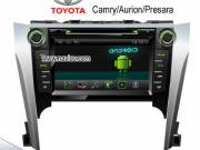 Android 4.2 TOYOTA Camry radio Car DVD Player GPS wifi 3g OBD2 Automobile Data Recorder TPMS NAV-T71