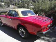 1980 Fiat Spider 2000 convertible