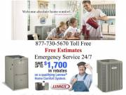 Philadelphia Air Conditioning / Heating FURNACE and BOILER Repairs / Replacements + FREE ESTIMATES -