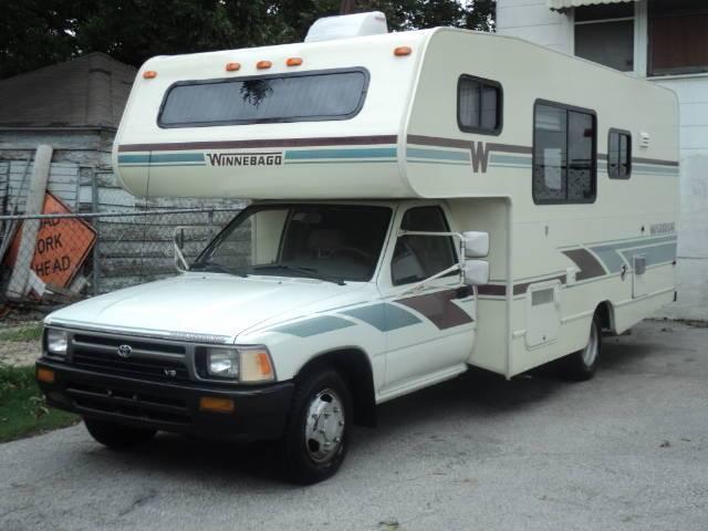 93 Toyota Winnebago Billings 1491 Sourdough Ln Apt 3