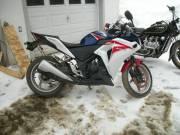 2012 Honda CBR 250 - $2600 (palmyra)