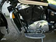 2001 Honda Shadow VT 1100 touring