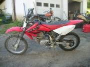 2004 Honda CRF 80 F 4 stroke