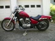 2007 Honda Shadow VT 600 VLX