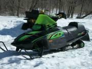 2002 Arctic Cat ZL 500 EFI snowmobile