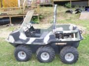 2000 Maxx II 2 Amphibious 6x6 All Terrain Vehicle