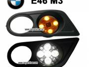 BMW E46 DRL LED Daytime Running Light indicator light turn light steering lamp LED-624BM
