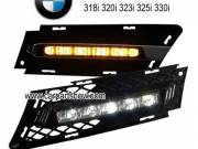 BMW E90 318i 320i 323i 325i 330i DRL LED Daytime Running Lights turn light steering lamp LED-131BM