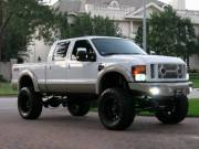 2008 Ford F-250 King Ranch  Crew Cab 4x4
