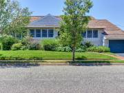 Beach House for Sale on the Only Tree Lined Street in Lido Dunes...