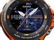 Casio WSD-F20 GPS Android Wear 2.0 Smartwatch USD$49
