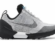 Nike HyperAdapt 1.0 Power Auto Lacing Silver/Black Size US 4-18 USD$59