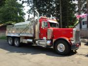 2003 Peterbilt 379 Heavy Duty Dump C15 475HP