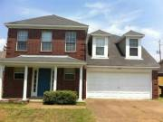 3bd, 2 full, 1 partial ba house in Cordova-Appling