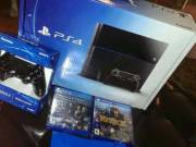 Authentic Sony Play Station 4 500GB Console Game