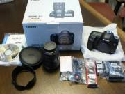 Canon EOS 5D Mark III & Canon 24-105mm 4.0 L IS USM Kit