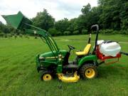 2006 John Deere Tractor 2305 - Very Low Hours