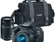 Canon EOS 20D 8.2 MP Digital SLR Camera - Black - EF-S 18-55mm Lens