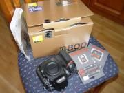 Nikon D800 Body Digital Camera