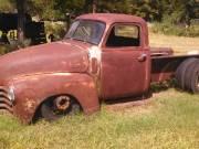 1949 Chevy rat rod