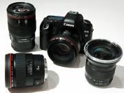 Canon EOS 5D Mark II Kit 24-105 F4 IS USM Digital Camera