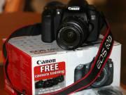 Canon EOS 60D + 18-55mm + 55-250mm IS II Kit Digital Camera