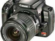 Canon Digital Rebel XT DSLR Camera with EF-S 18-55mm f3.5-5.6 Lens
