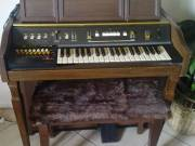 the sounder Hammond solid state organ