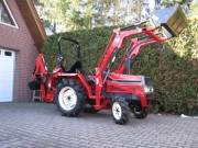 Reconditioned Utility Tractor