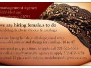 female,s wanted to model good pay part time, apply now