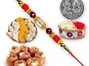 Send Rakhi and Rakhi Gifts to India & Worldwide
