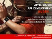 Apple Watch app development at groundbreaking prices