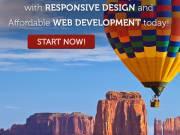 Responsive web design page