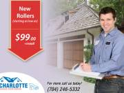 Get New Rollers starting at $99.00 + install in Denton, North Carolina