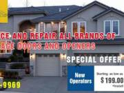New Operators starting as low as $199.00 install in Kansas City, MO