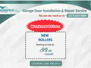 New Rollers starting as low as $99.00 With Installation in Brownsburg, IN