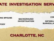 Hire Licensed Private Investigators in Charlotte NC