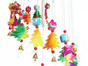 Presents and X'mas Tree (Rainbow Color)  - Toys For Newborns