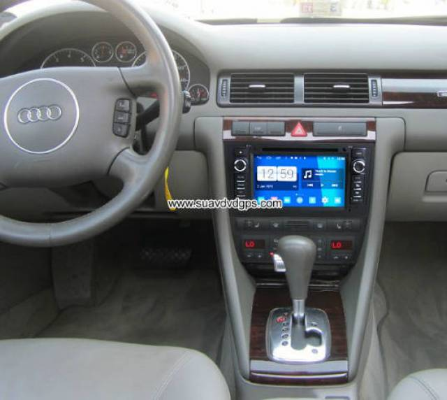 Audi A6 C5 S6 Rs6 1997 2004 Android Car Radio Wifi 3g Dvd Gps Dab